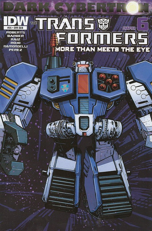 Cover of Transformers: More Than Meets the Eye #25. One of 250,000 Vintage American Comics on sale from Krypton!