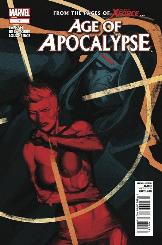 Cover of Age of Apocalypse (2012) #9. One of 250,000 Vintage American Comics on sale from Krypton!
