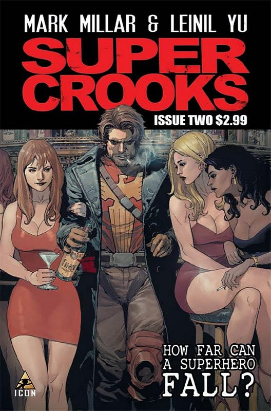 Cover of Supercrooks (2012 Ltd) #2. One of 250,000 Vintage American Comics on sale from Krypton!