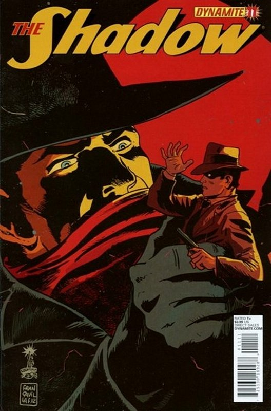 Cover of Shadow, The (2012 Dynamic Ent) #11. One of 250,000 Vintage American Comics on sale from Krypton!