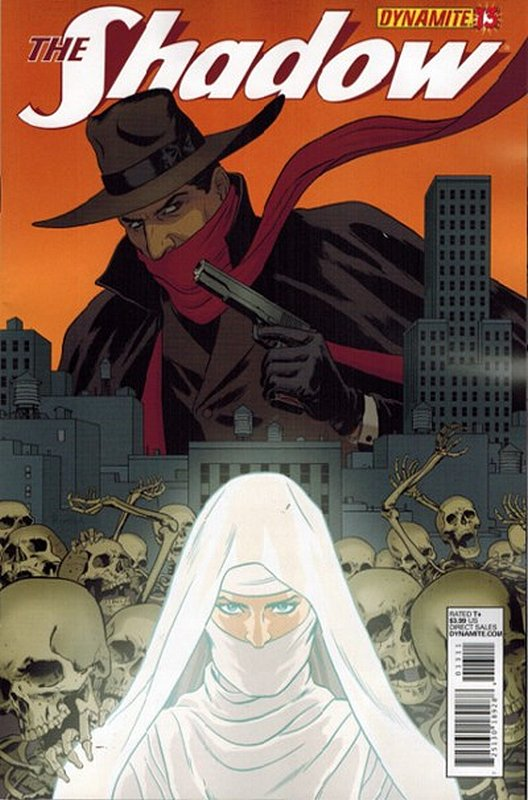 Cover of Shadow, The (2012 Dynamic Ent) #13. One of 250,000 Vintage American Comics on sale from Krypton!