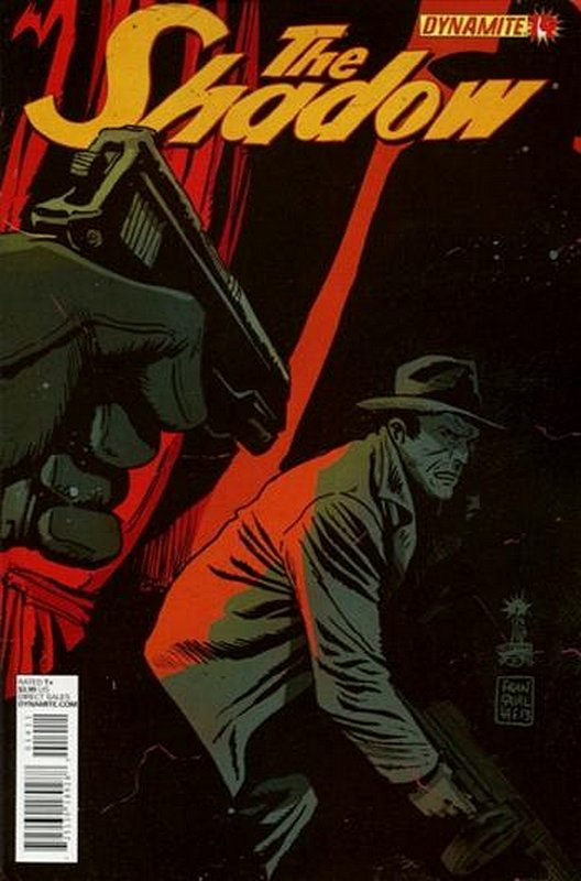 Cover of Shadow, The (2012 Dynamic Ent) #14. One of 250,000 Vintage American Comics on sale from Krypton!