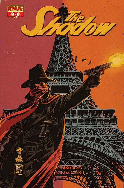 Cover of Shadow, The (2012 Dynamic Ent) #8. One of 250,000 Vintage American Comics on sale from Krypton!