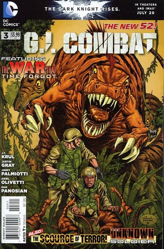 Cover of G. I. Combat (Vol 2) #3. One of 250,000 Vintage American Comics on sale from Krypton!