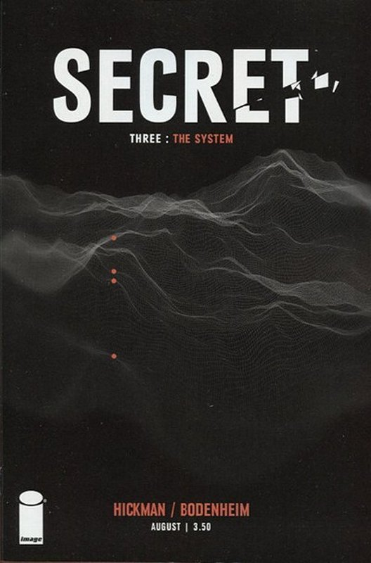 Cover of Secret (Vol 1) (Image) #3. One of 250,000 Vintage American Comics on sale from Krypton!