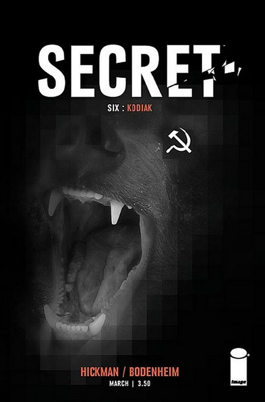 Cover of Secret (Vol 1) (Image) #6. One of 250,000 Vintage American Comics on sale from Krypton!