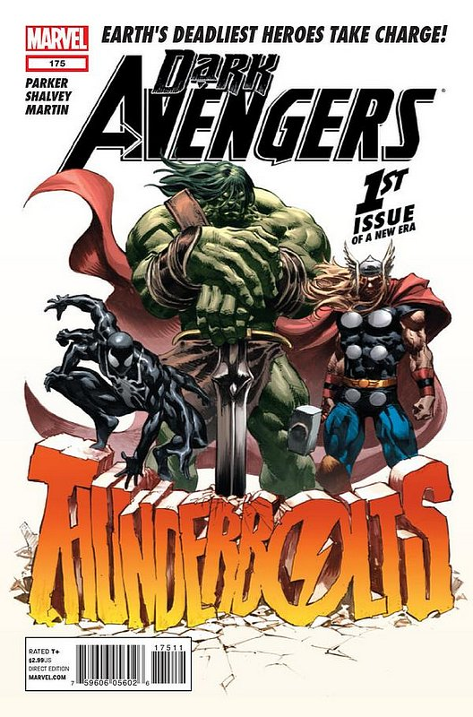 Cover of Dark Avengers (Vol 2) #175. One of 250,000 Vintage American Comics on sale from Krypton!