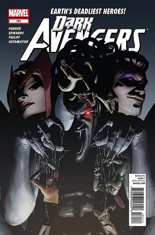Cover of Dark Avengers (Vol 2) #181. One of 250,000 Vintage American Comics on sale from Krypton!