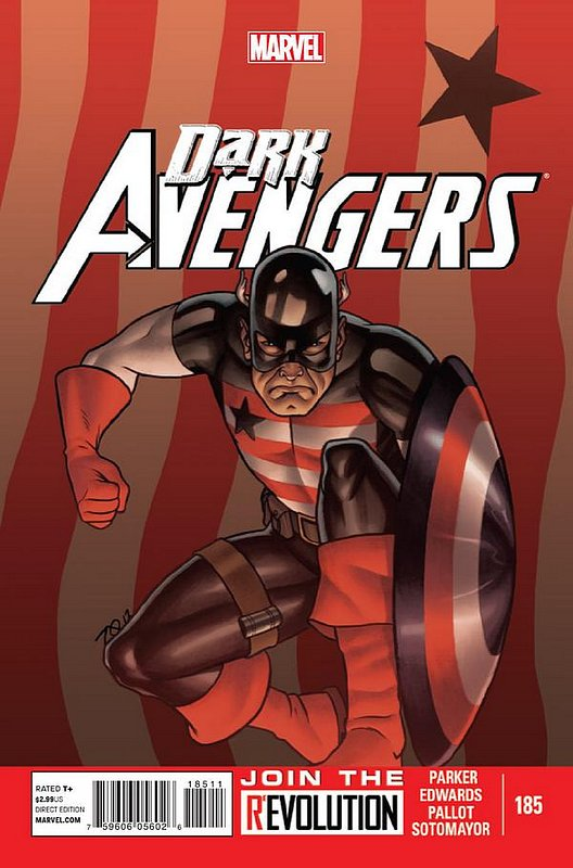 Cover of Dark Avengers (Vol 2) #185. One of 250,000 Vintage American Comics on sale from Krypton!
