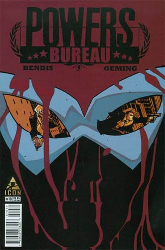 Cover of Powers Bureau (Vol 1) #10. One of 250,000 Vintage American Comics on sale from Krypton!