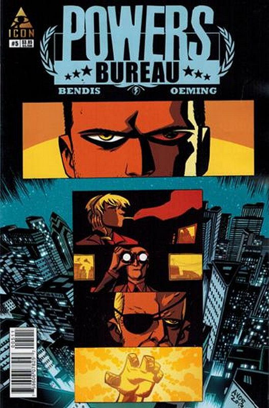 Cover of Powers Bureau (Vol 1) #5. One of 250,000 Vintage American Comics on sale from Krypton!