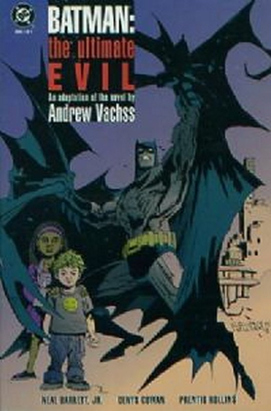 Cover of Batman: The Ultimate Evil (1995 Ltd) #1. One of 250,000 Vintage American Comics on sale from Krypton!
