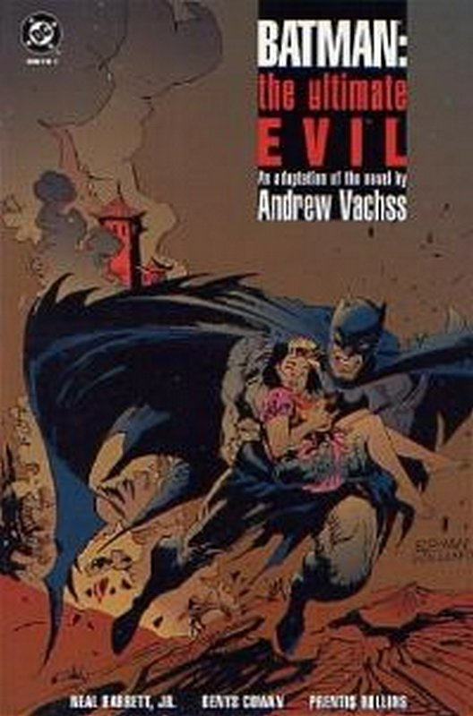 Cover of Batman: The Ultimate Evil (1995 Ltd) #2. One of 250,000 Vintage American Comics on sale from Krypton!