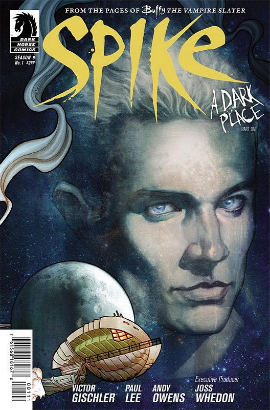 Cover of Buffy the Vampire Slayer: Spike (2012 Ltd) #1. One of 250,000 Vintage American Comics on sale from Krypton!