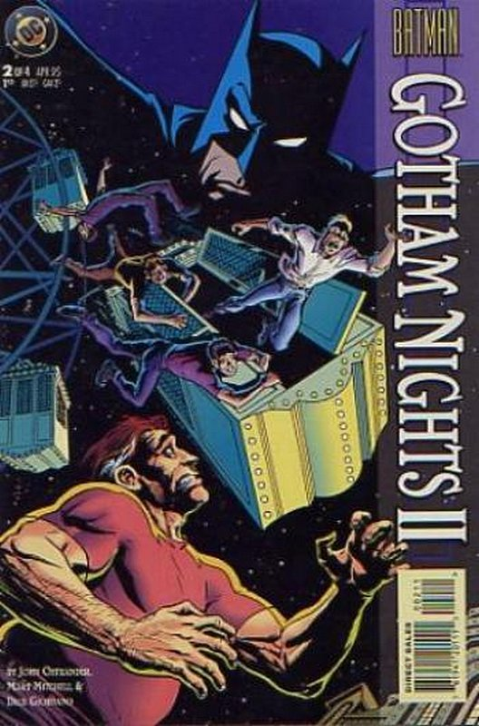 Cover of Batman: Gotham Nights II (1995 Ltd) #2. One of 250,000 Vintage American Comics on sale from Krypton!