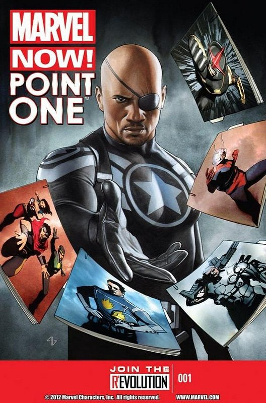Cover of Marvel Now Point One (2012 One Shot) #1. One of 250,000 Vintage American Comics on sale from Krypton!