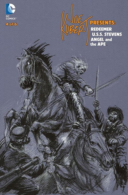 Cover of Joe Kubert Presents (2012 Ltd) #4. One of 250,000 Vintage American Comics on sale from Krypton!