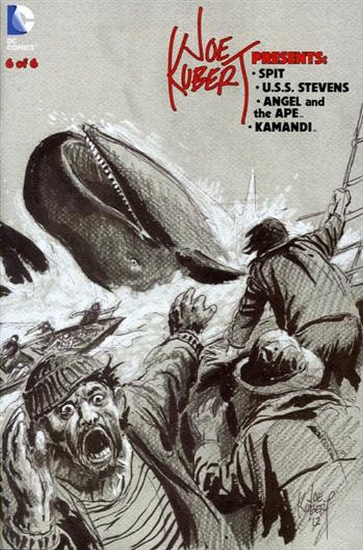 Cover of Joe Kubert Presents (2012 Ltd) #6. One of 250,000 Vintage American Comics on sale from Krypton!
