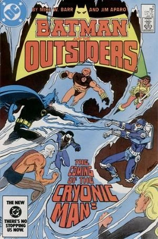 Cover of Batman & The Outsiders (Vol 1) #6. One of 250,000 Vintage American Comics on sale from Krypton!