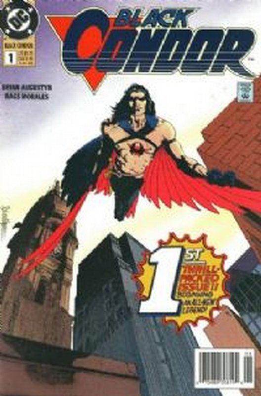 Cover of Black Condor (Vol 1) #1. One of 250,000 Vintage American Comics on sale from Krypton!