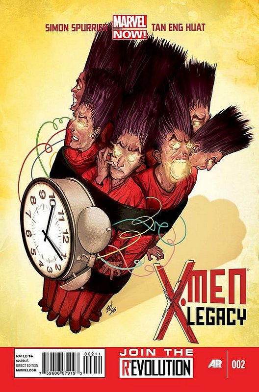 Cover of X-Men (Legacy) (Vol 2) #2. One of 250,000 Vintage American Comics on sale from Krypton!
