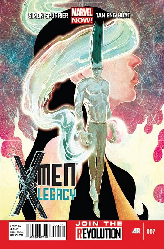 Cover of X-Men (Legacy) (Vol 2) #7. One of 250,000 Vintage American Comics on sale from Krypton!