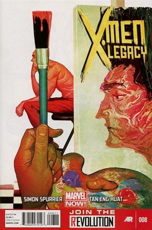 Cover of X-Men (Legacy) (Vol 2) #8. One of 250,000 Vintage American Comics on sale from Krypton!