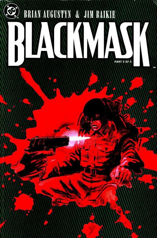 Cover of Blackmask (1993 Ltd) #2. One of 250,000 Vintage American Comics on sale from Krypton!
