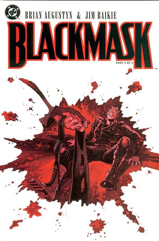 Cover of Blackmask (1993 Ltd) #3. One of 250,000 Vintage American Comics on sale from Krypton!