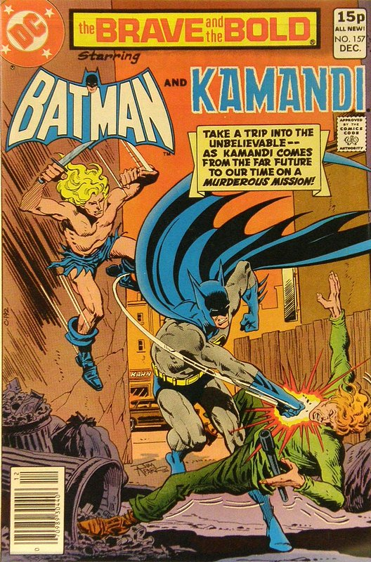 Cover of Brave & The Bold (Vol 1) #157. One of 250,000 Vintage American Comics on sale from Krypton!