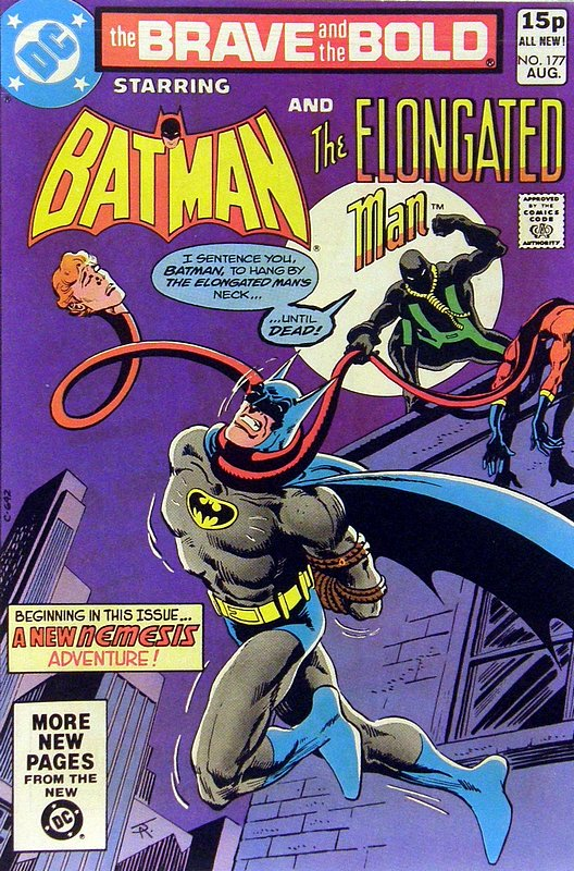 Cover of Brave & The Bold (Vol 1) #177. One of 250,000 Vintage American Comics on sale from Krypton!