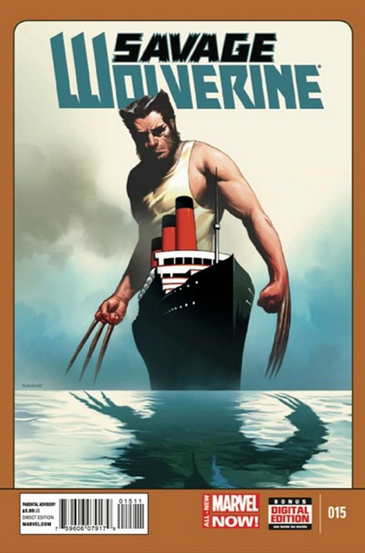 Cover of Savage Wolverine (Vol 1) #15. One of 250,000 Vintage American Comics on sale from Krypton!