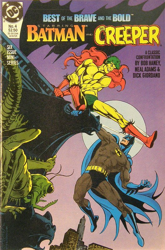 Cover of Brave & The Bold (1988 Ltd) Best of the #4. One of 250,000 Vintage American Comics on sale from Krypton!