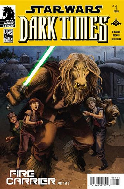Cover of Star Wars: Dark Times - Fire Carrier (2013 Ltd) #1. One of 250,000 Vintage American Comics on sale from Krypton!