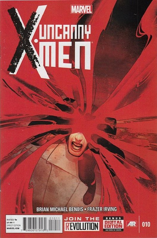 Cover of Uncanny X-Men (Vol 3) #10. One of 250,000 Vintage American Comics on sale from Krypton!