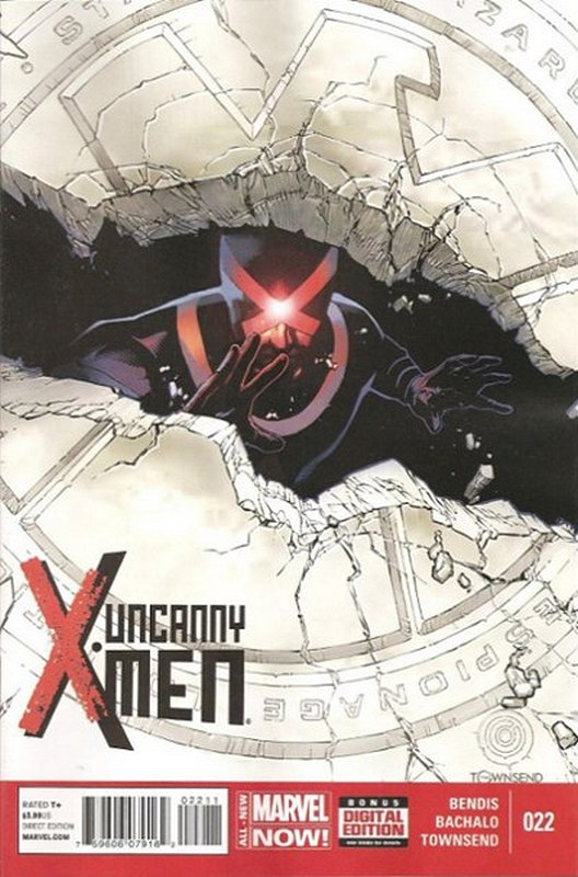 Cover of Uncanny X-Men (Vol 3) #22. One of 250,000 Vintage American Comics on sale from Krypton!