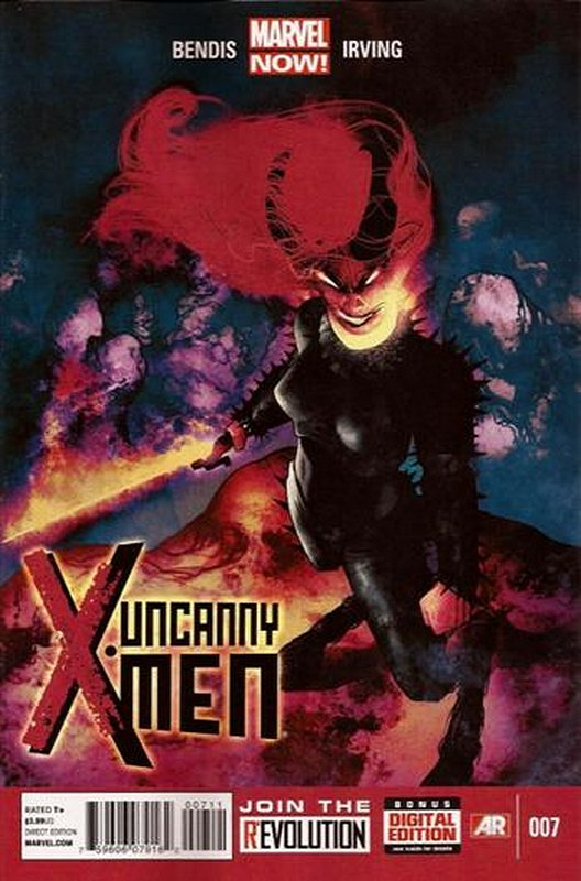 Cover of Uncanny X-Men (Vol 3) #7. One of 250,000 Vintage American Comics on sale from Krypton!
