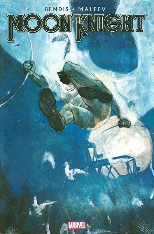 Cover of Moon Knight (GN) (Hardback) #2. One of 250,000 Vintage American Comics on sale from Krypton!