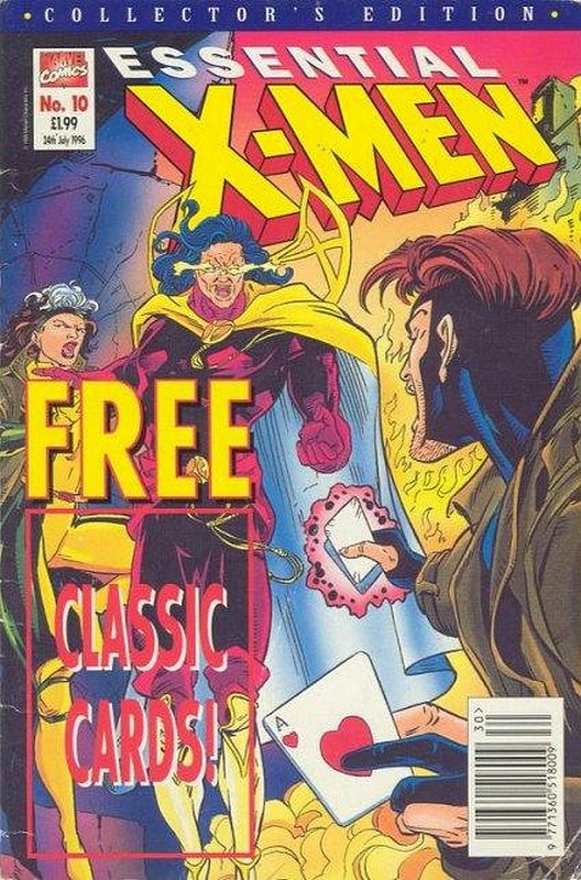 Cover of Essential X-Men (Vol 1) (UK) #10. One of 250,000 Vintage American Comics on sale from Krypton!