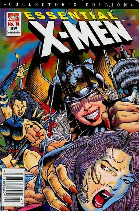 Cover of Essential X-Men (Vol 1) (UK) #14. One of 250,000 Vintage American Comics on sale from Krypton!