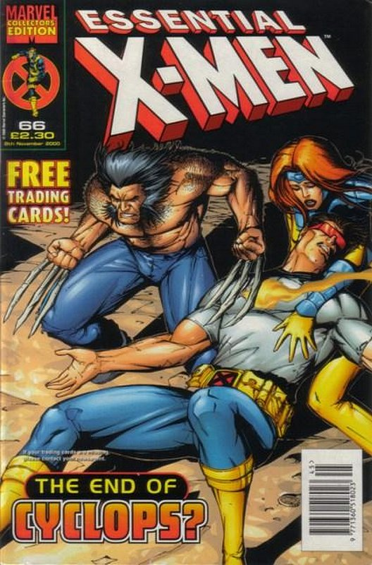 Cover of Essential X-Men (Vol 1) (UK) #66. One of 250,000 Vintage American Comics on sale from Krypton!