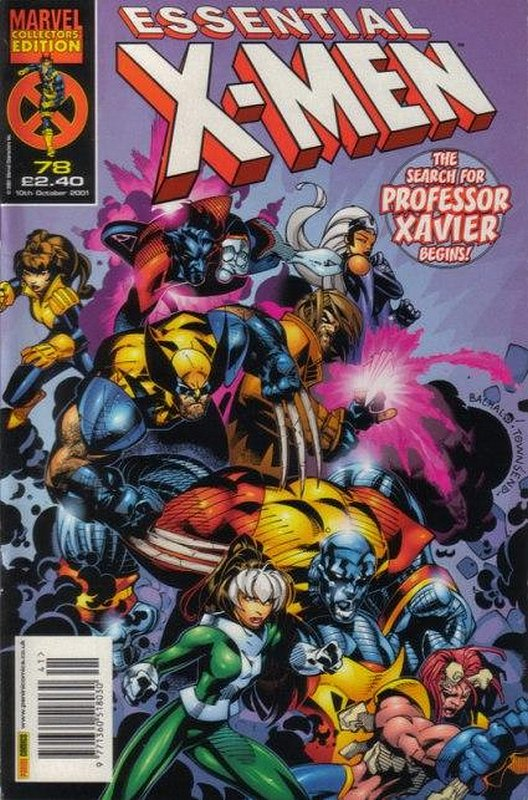 Cover of Essential X-Men (Vol 1) (UK) #78. One of 250,000 Vintage American Comics on sale from Krypton!