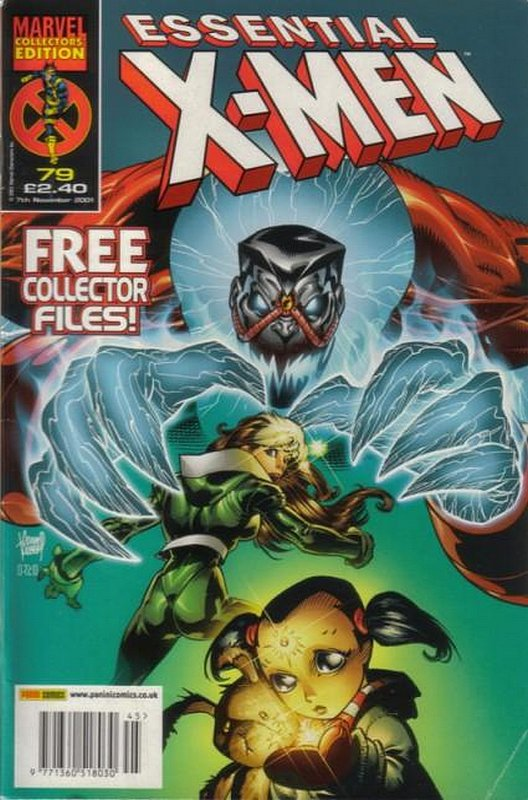 Cover of Essential X-Men (Vol 1) (UK) #79. One of 250,000 Vintage American Comics on sale from Krypton!