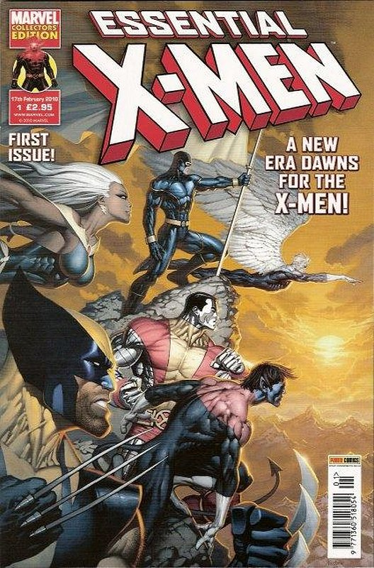 Cover of Essential X-Men (Vol 2) (UK) #1. One of 250,000 Vintage American Comics on sale from Krypton!