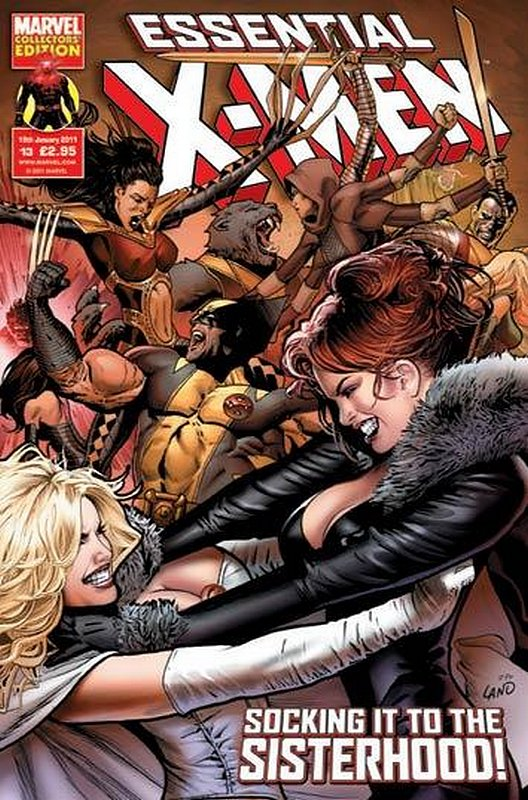 Cover of Essential X-Men (Vol 2) (UK) #13. One of 250,000 Vintage American Comics on sale from Krypton!