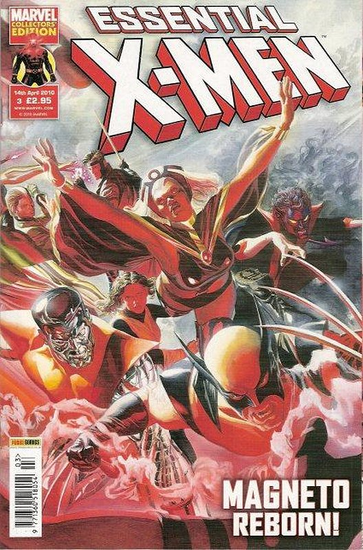 Cover of Essential X-Men (Vol 2) (UK) #3. One of 250,000 Vintage American Comics on sale from Krypton!