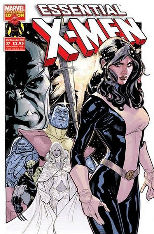 Cover of Essential X-Men (Vol 2) (UK) #37. One of 250,000 Vintage American Comics on sale from Krypton!