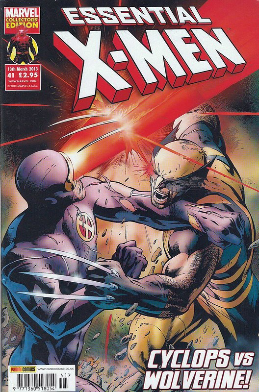 Cover of Essential X-Men (Vol 2) (UK) #41. One of 250,000 Vintage American Comics on sale from Krypton!