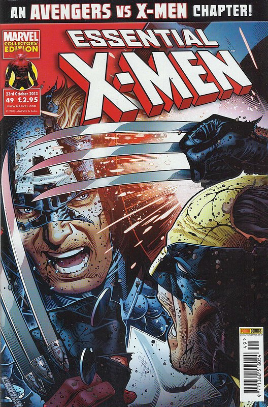 Cover of Essential X-Men (Vol 2) (UK) #49. One of 250,000 Vintage American Comics on sale from Krypton!