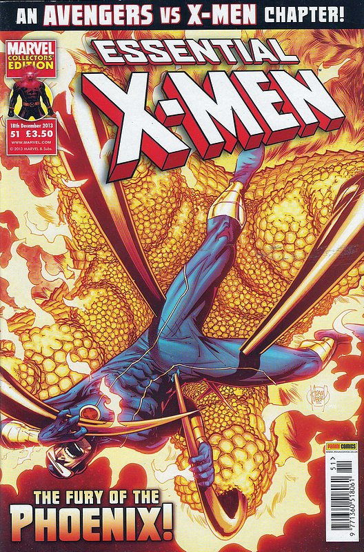Cover of Essential X-Men (Vol 2) (UK) #51. One of 250,000 Vintage American Comics on sale from Krypton!